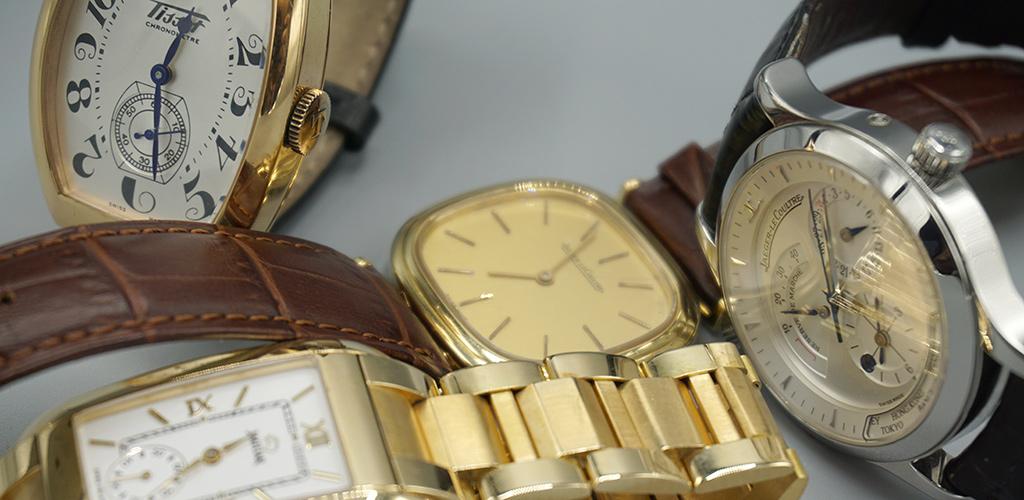 96dc3525baf Compramos relógios em ouro